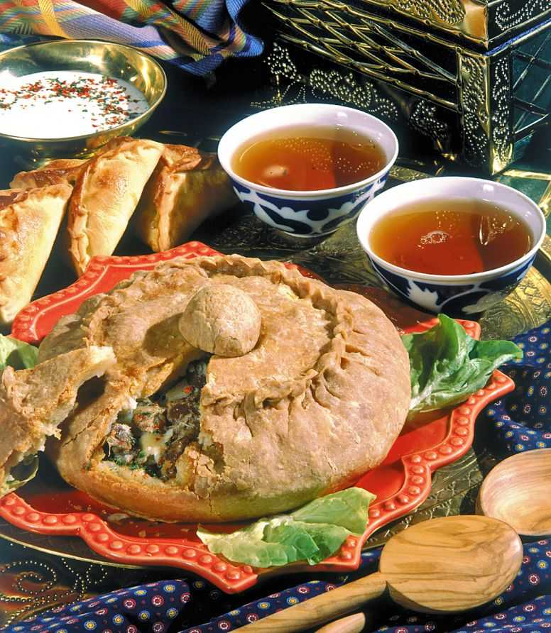 напитки татарской национальной кухни
